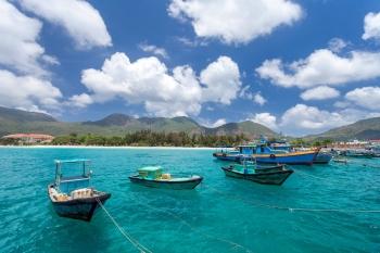 Journey on Con Dao island