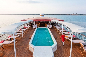 Deluxe Cruise Siemreap Pnompenh